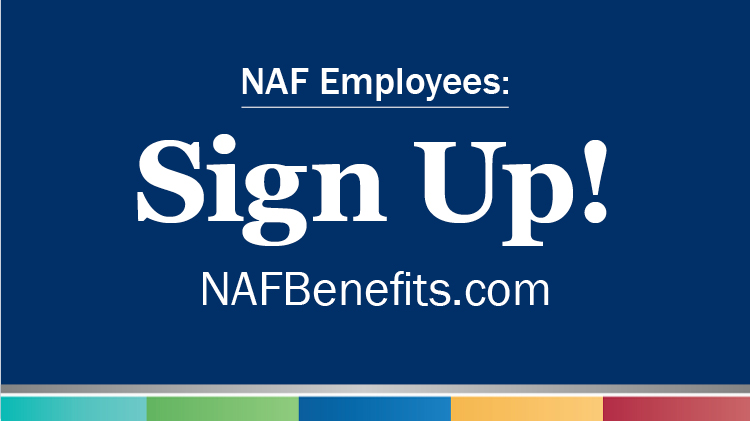 NAF Benefits Open Enrollment is here!